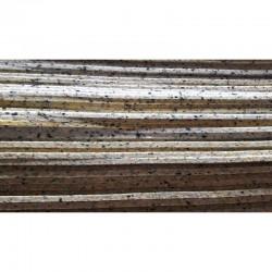 Rol polypress 10x1,2 meter 6 mm dik dichtheid 200