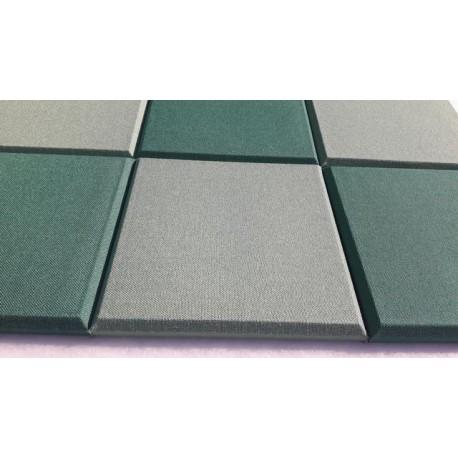 Akoestische panelen groen 9 stuks